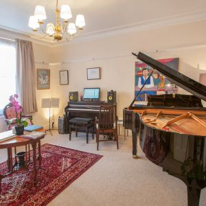 Our Piano rooms - Grand Piano Room