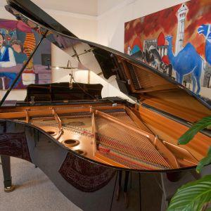 OUr Grand Piano