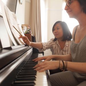 WKMT Piano lessons