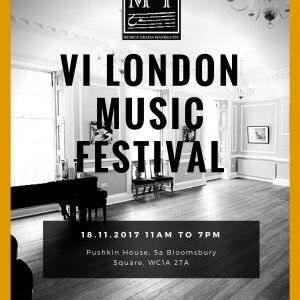 VI London Music Festival