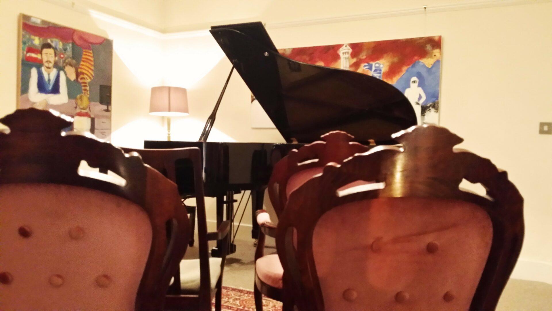 PIANO TEACHERS IN BATTERSEA by WKMT