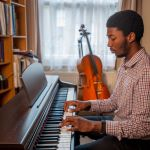 Piano lessons in London