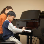 Piano lessons North London