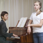 PIANO TEACHER CROUCH END