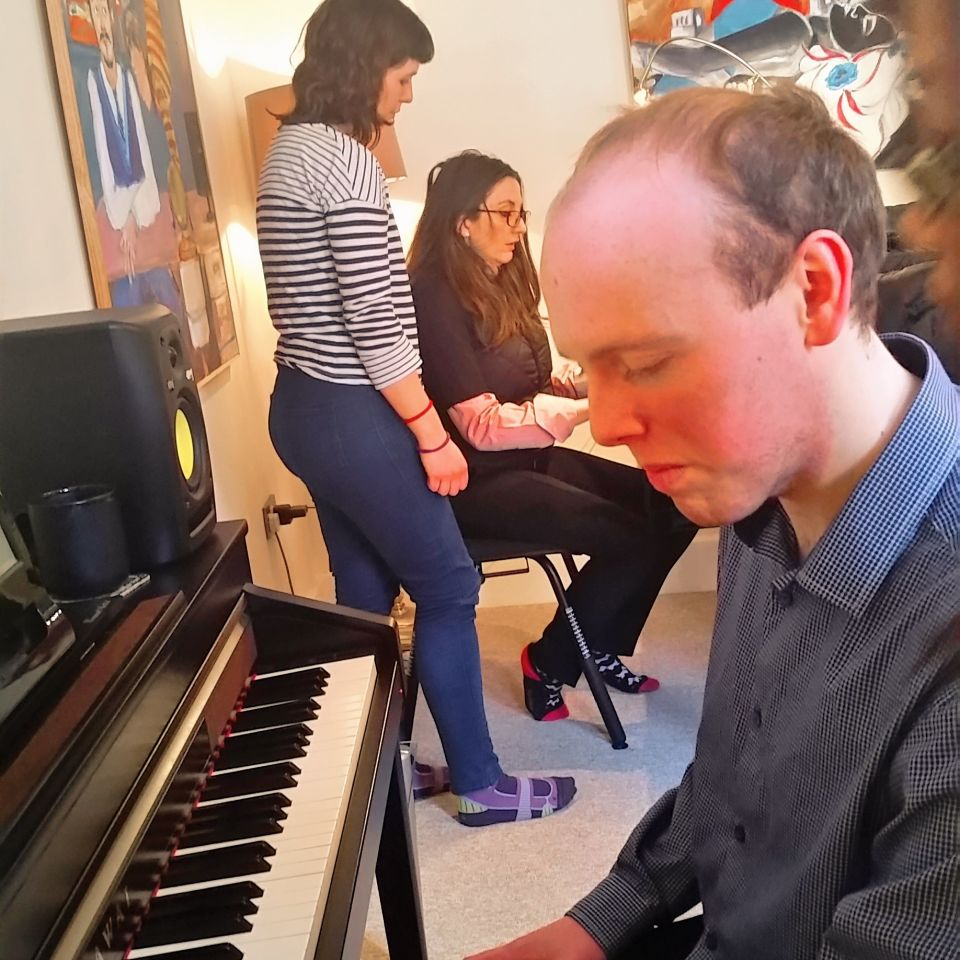 Piano teacher jobs London