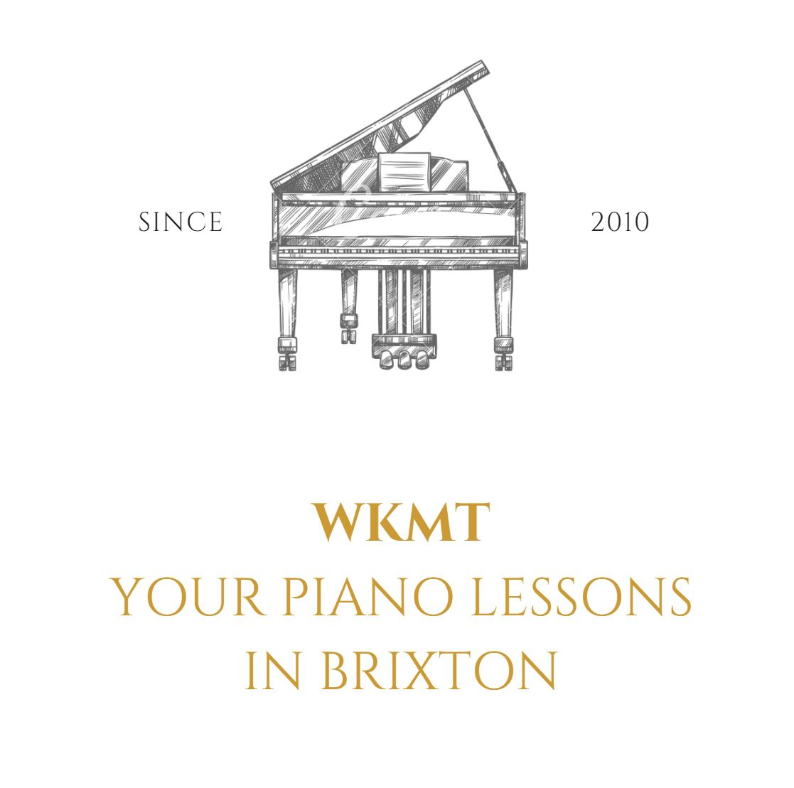Piano lessons in Brixton by WKMT