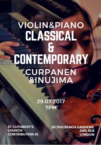 WKMT Classical concert this 29th July