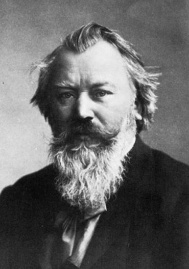 A magnificent piece by J. Brahms