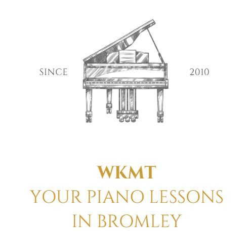 Piano lessons Bromley by WKMT
