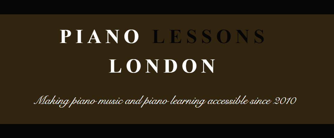 London Areas for WKMT Piano Lessons