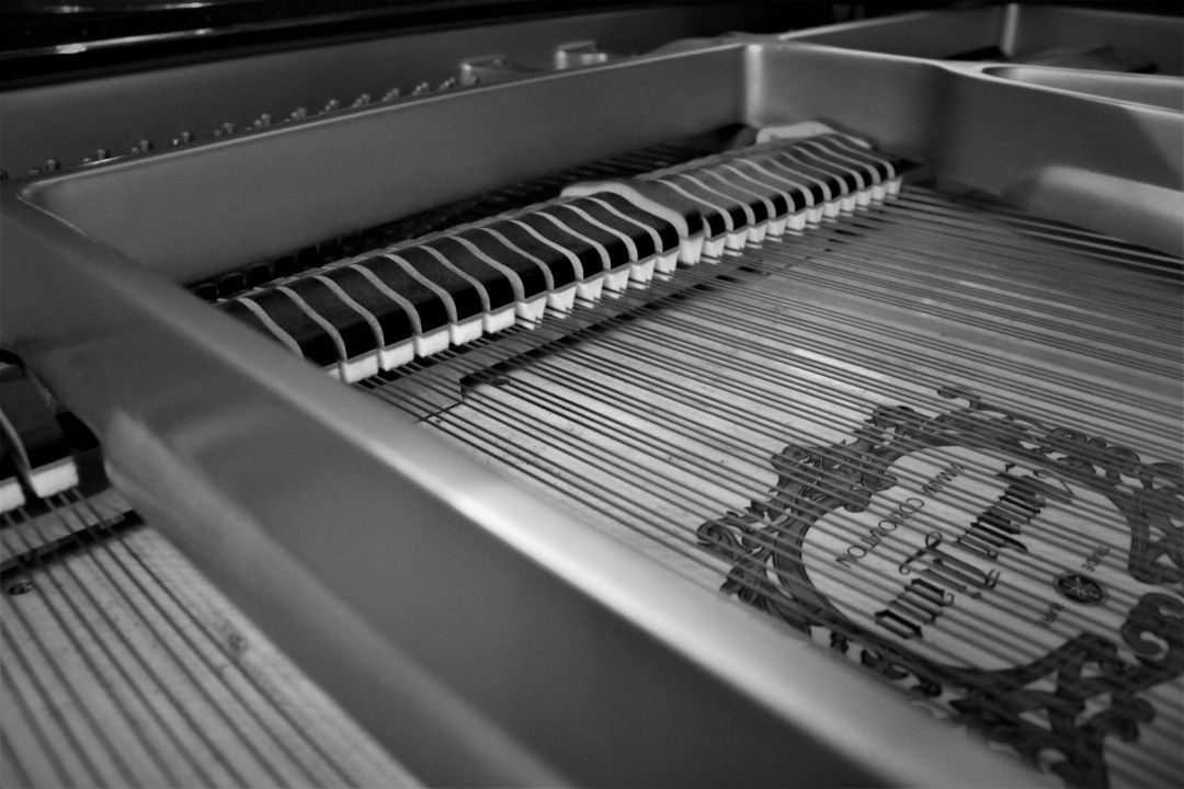 Getting flowing tempo in piano