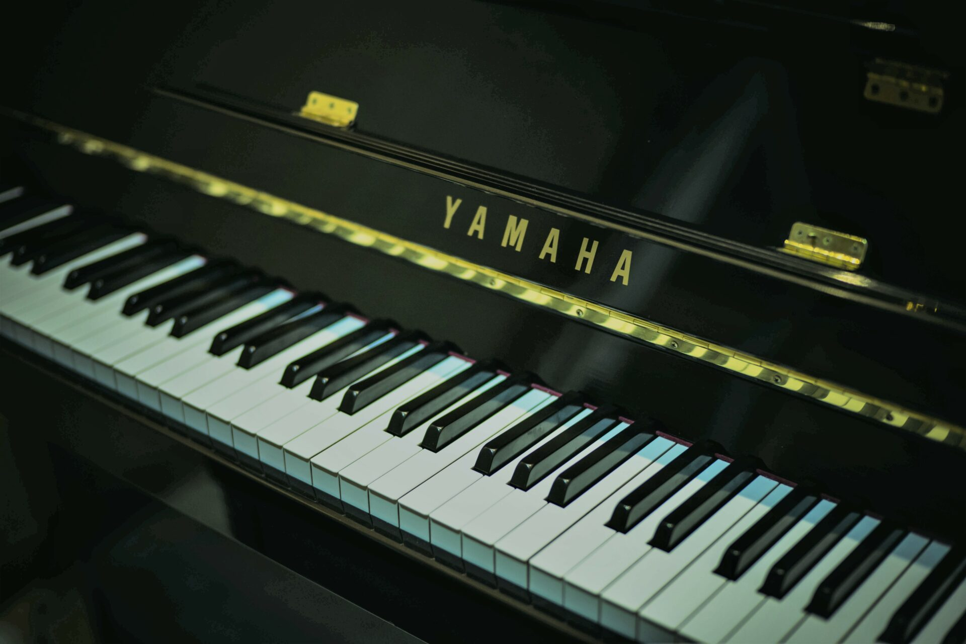 Effects of practising on electronic piano
