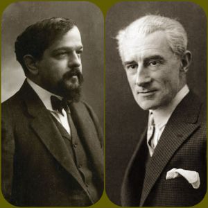 Learning more about Debussy and Ravel