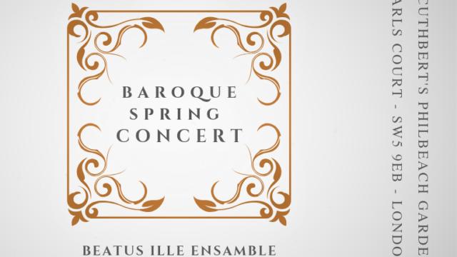 Harpsichord Concert in London