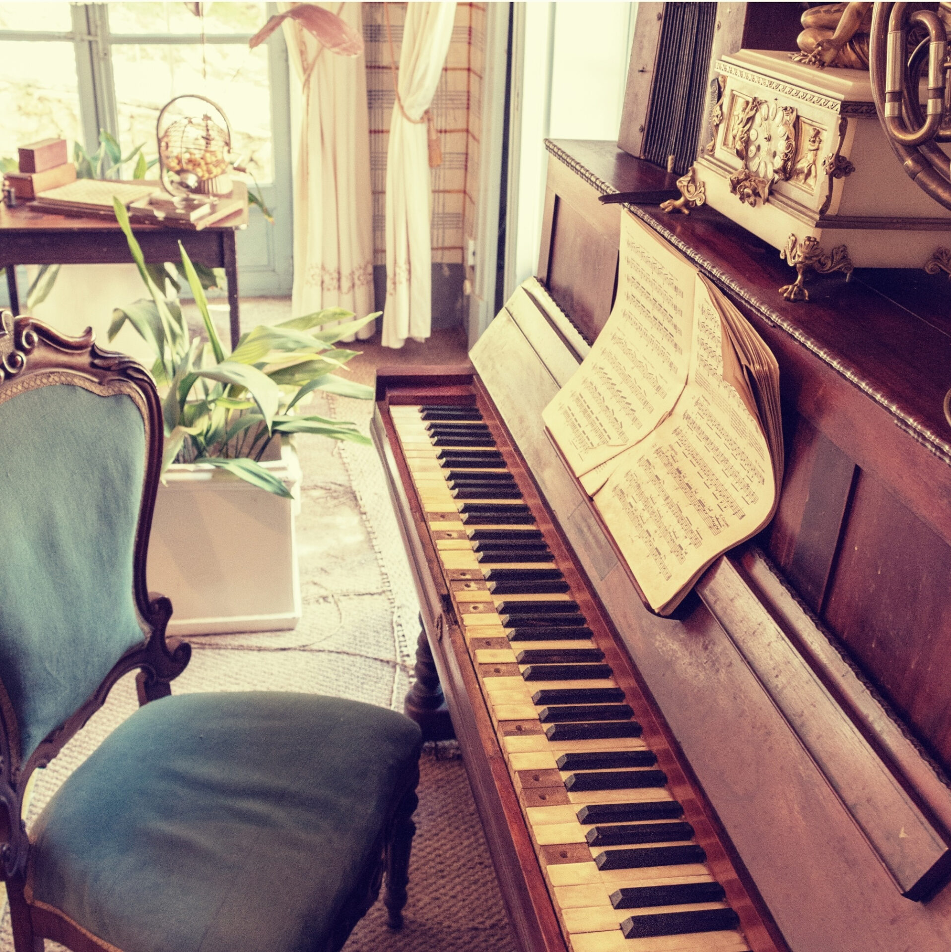 How to restart our piano training after holidays